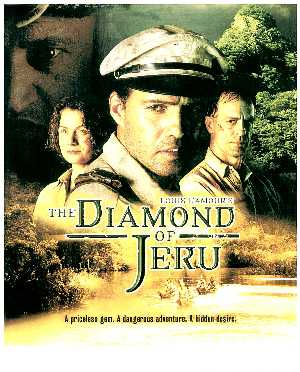 It was originally the Diamond of Jethro but Max Baer Jr. was unavailable